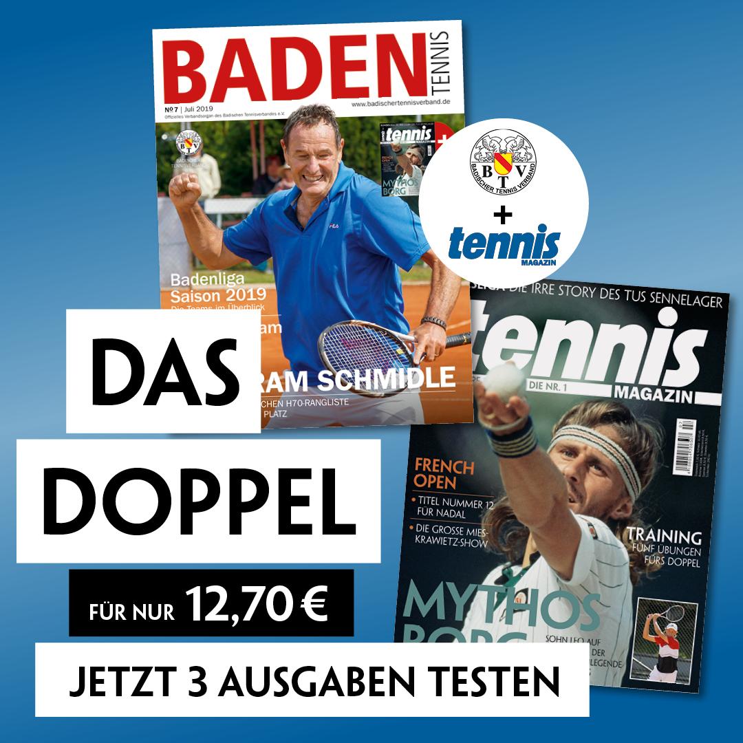 Badischer Tennisverband Turniere